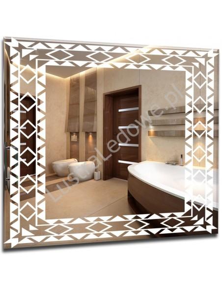 Lustra łazienkowe na wymiar w promocyjnych cenach