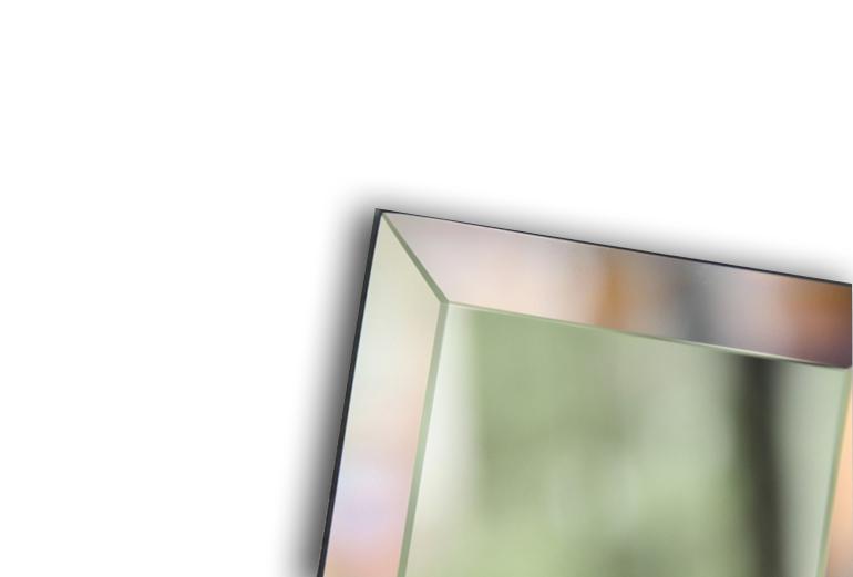 fazowanie lustra